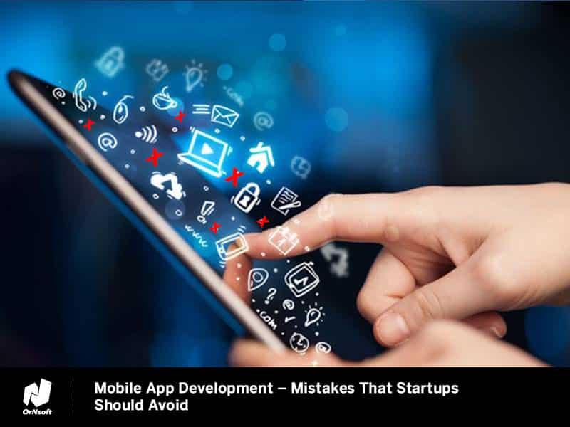 mobile app development startup