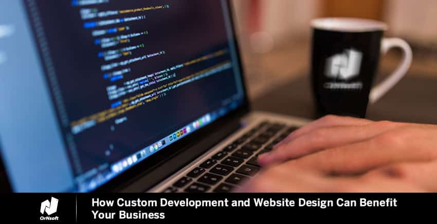 How Custom Website Design Can Benefit Your Business